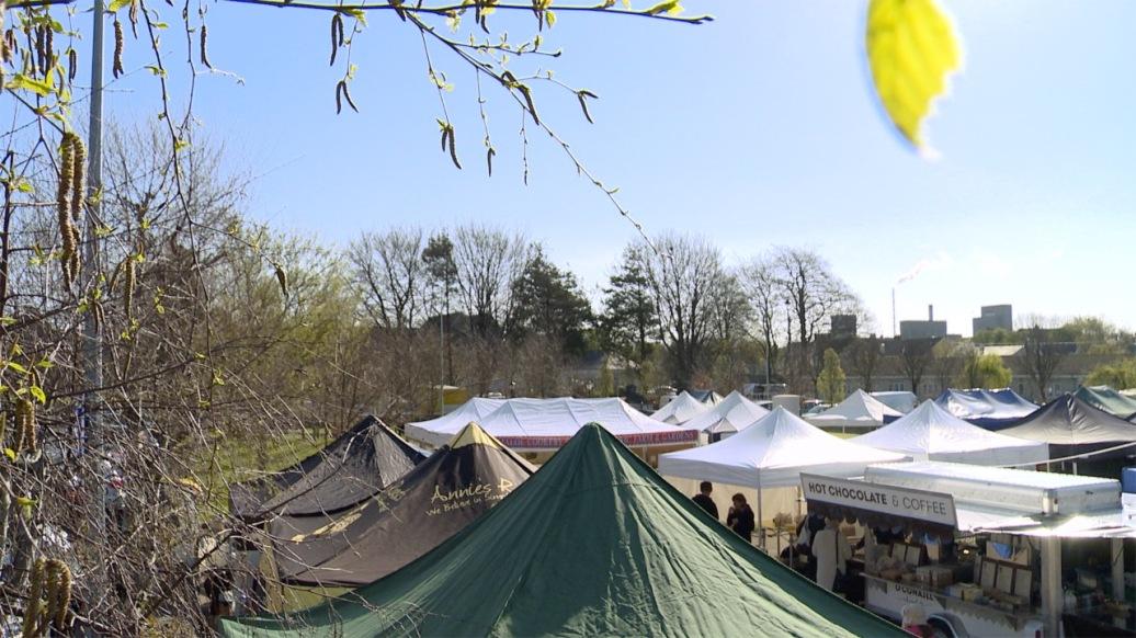 Farmers' Market Midleton